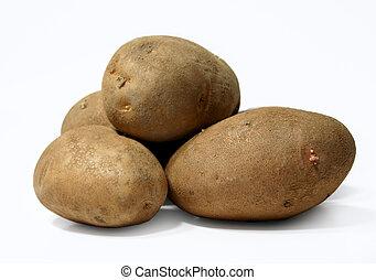 potatoes - whole fresh potatoes