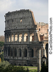 The Colosseum #3 - Il Colosseo also known as Flavian...