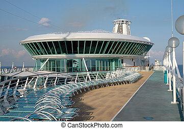 Top Cruise Ship Deck
