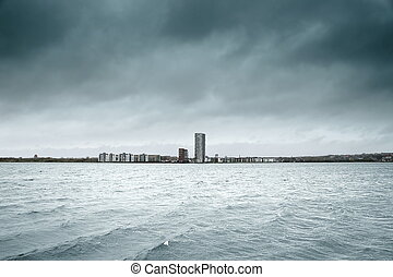 Aalborg west coast - aalborg west coast, with the western...