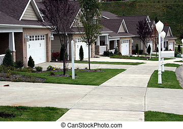 Carriage Houses - Carriage homes in Pennsylvania. Two to a...
