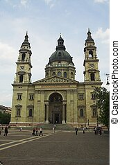 St Stephens Basilica - The basilica has the mummified right...