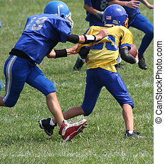 Football Game 2 - Youth football game - get that ball