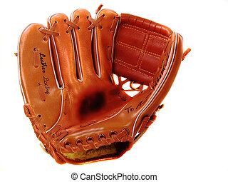 Lefty Baseball Mitt - Child\\\'s lefthanded baseball glove...