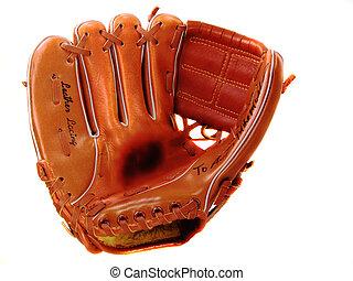 Lefty Baseball Mitt - Child\\\'s lefthanded baseball glove...