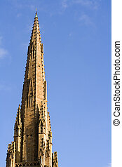 Church Spire - Church spire on a church in Halifax West...