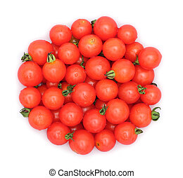 Lot of small tomatoes - A lot of small tomatoes