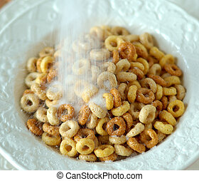 Cereal With Lots of Sugar - It\\\'s Raining Sugar! - Cereal...