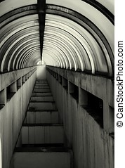 Grimy Underground Passage - -- part of an below ground...