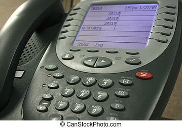 VoIP Telephone - Voice over IP business telephone