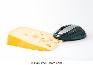 Mouse & cheese 1