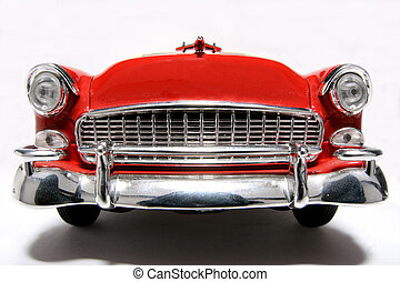 1955 classic US car - Picture of a 1955 classic US car Taken...