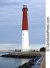 Barnegat Lighthouse, Long Beach Island, NJ - Barnagat...