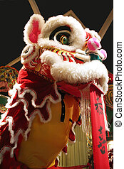 Lion Dance - The Lion Dance - a cultural heritage of the...