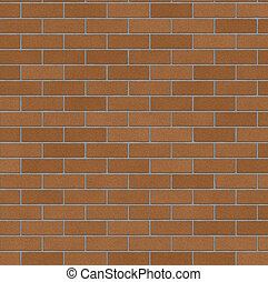 Brick wall 2 - illustration of a brick wall