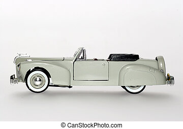 1941 classic US car - Picture of a 1941 US classic toy car...