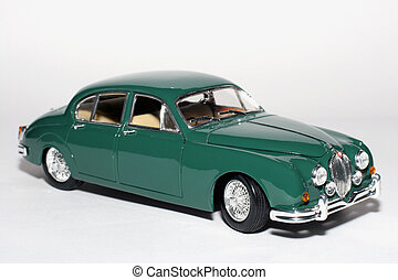 1959 British car - Picture of a 1959 classic British sport...