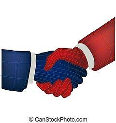 Handshake 02