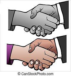 Handshake 04