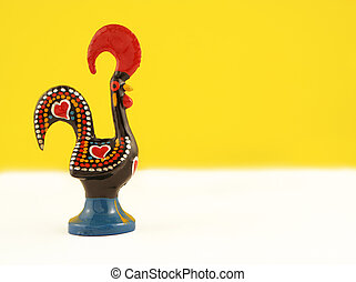 Portugal rooster - Legendary, folklore colorful rooster...