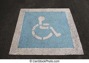 享用机會, 輪椅, 簽署