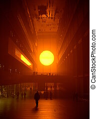 Shine - Tate Modern Museum, London