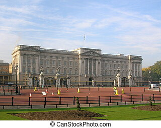 Palace - Buckingham Palace, London