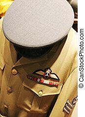 Royal Canadian Air Force uniform - Close-up of a Royal...