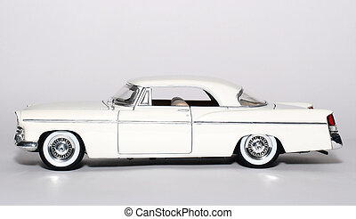 1956 classic US car - Picture of a 1956 classic US car