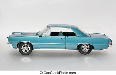 1965 classic US car - Picture of a 1965 classic US toy car...