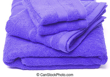 three towel sizes - bath hand and wash cloth towels all...