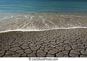 Water VS desert
