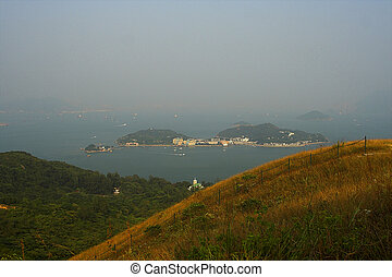 Lantau Island - Green Island Lantau, Hong Kong, China
