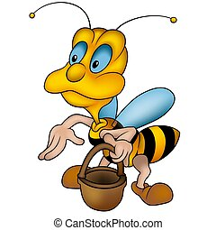 很少, 蜜蜂, 07