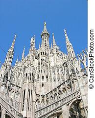 Milan\\\'s Duomo