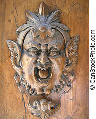 Knock - Door knocker