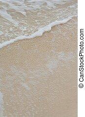 beach on sunny day - beach on sunny