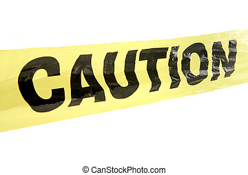plastic caution tape - yellow plastic caution tape with...