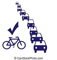 bike commuting - biking is a healthy and convenient way to...