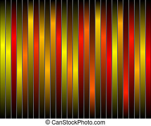 Stripes - Abstract background design of red and yellow...