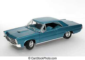 1965 classic US car - Picture of a 1965 classic US car...
