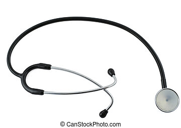stethoscope isolated on white 2 - stethoscope isolated on...