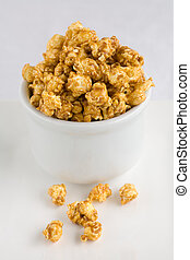 Popcorn Carmel - Carmel Popcorn or toffee popcorn what ever...