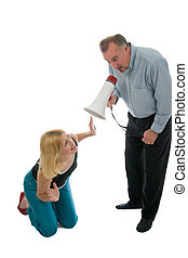 Spousal Abuse Humor 3 - Extreme domestic argument with...