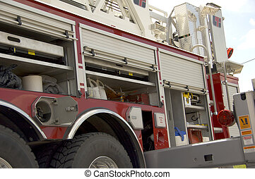 Fire fighting equipment to keep people safe
