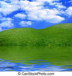 Beautiful Summer Landscape - Beautiful summer landscape...