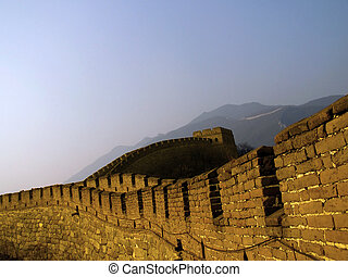 Great Wall of China - The Great Wall of China Mu Tian Yu...