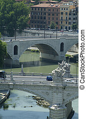 Bridges in Rome
