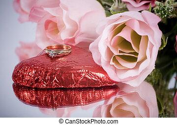 compromiso, anillo