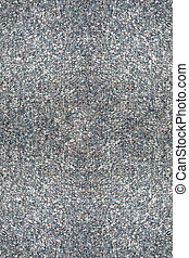 Gray Carpet - a background of a gray berber carpet